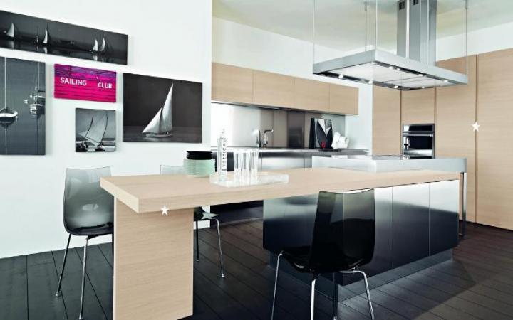Cocina 3 carpinteria de aluminio - Reformas integrales en barcelona ...