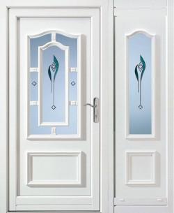 Puertas entrada aluminio vidriadas 62668 2072755 - Puertas de entrada aluminio ...